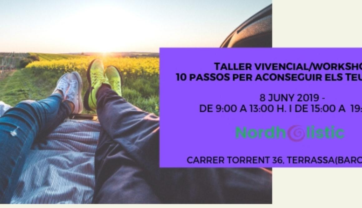 cartell web 10 passos somnis